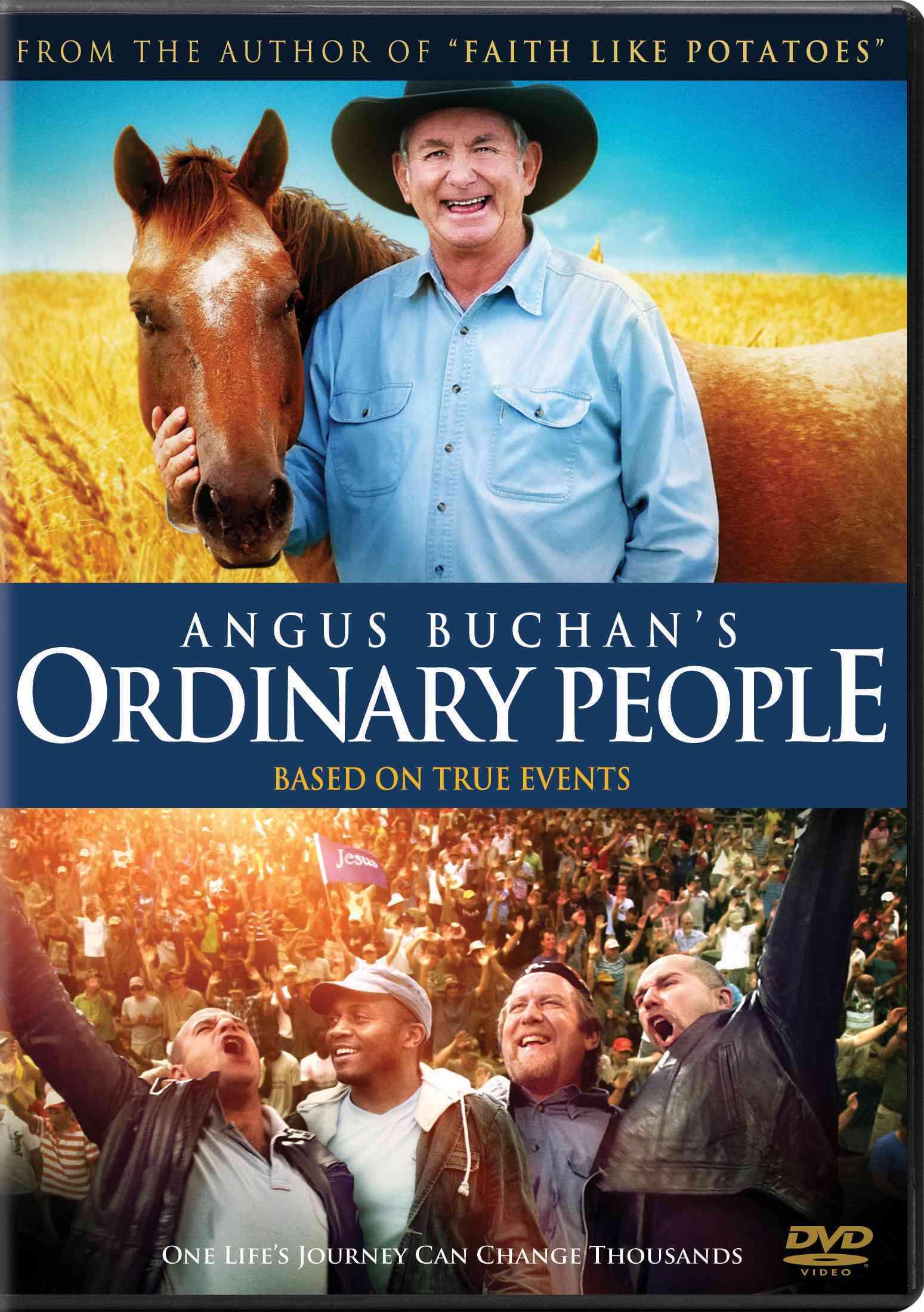 ANGUS BUCHAN'S ORDINARY PEOPLE BY BUCHAN,ANGUS (DVD)