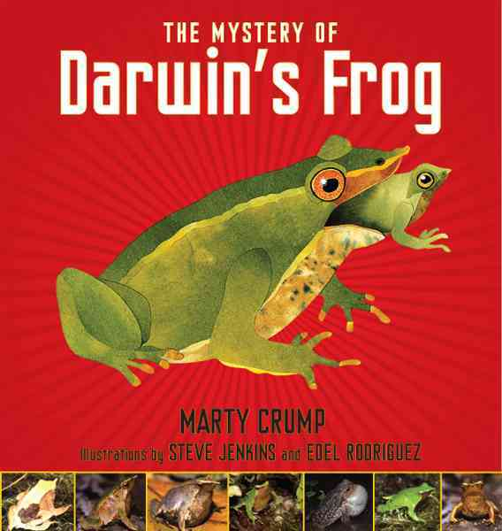 The Mystery of Darwin's Frog By Crump, Marty/ Jenkins, Steve (ILT)/ Rodriguez, Edel (ILT)
